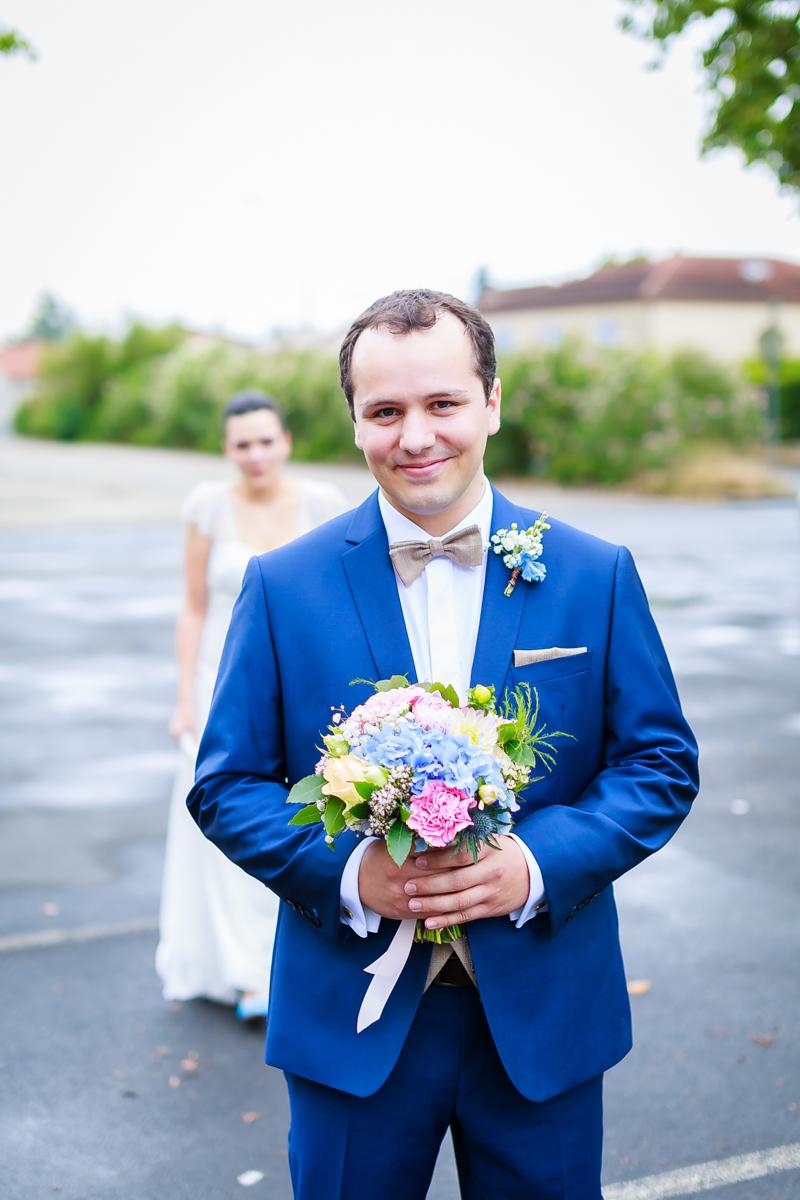 Mariage à Albi