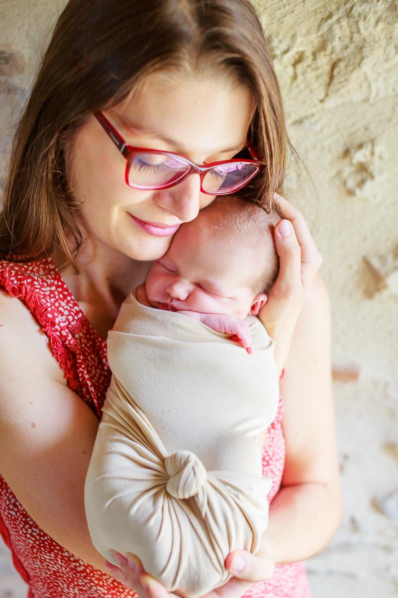 Séance nouveau-né et famille à Cahors 5