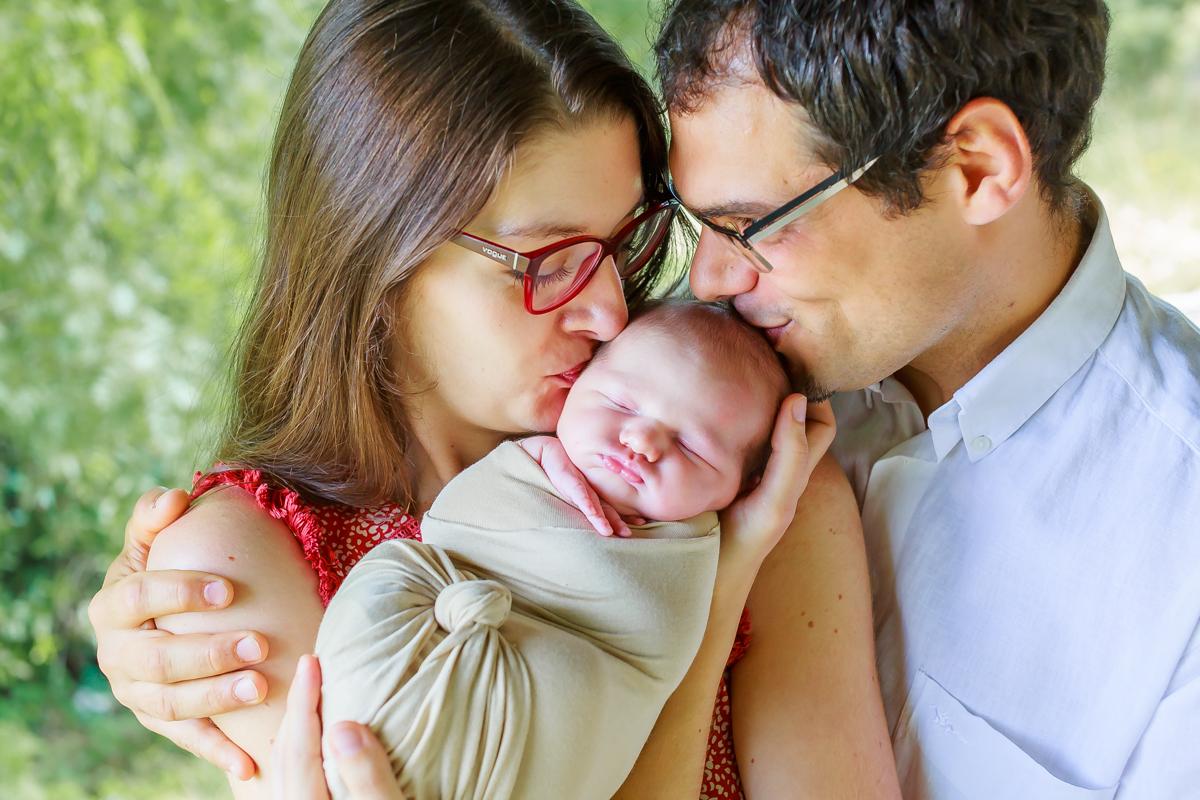 Séance nouveau-né et famille à Cahors 7