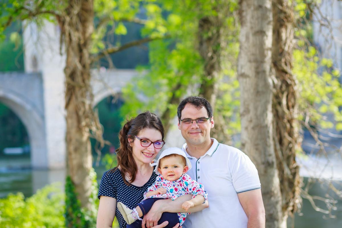 Séance nouveau-né et famille à Cahors 22