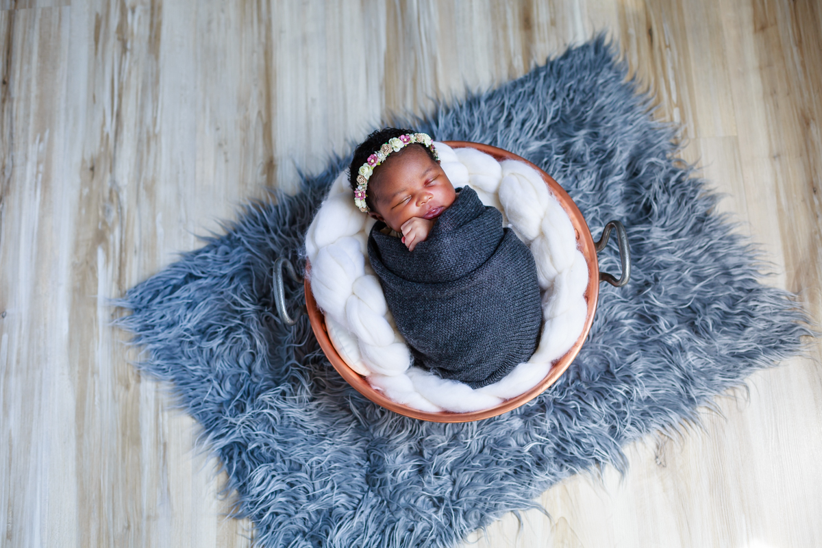 Séance nouveau-né dans le Lot 1
