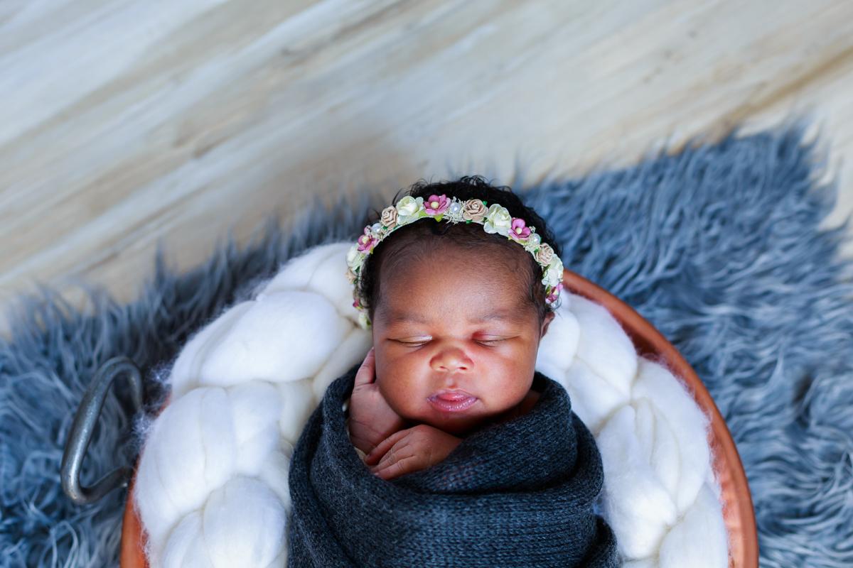 Séance nouveau-né dans le Lot 2