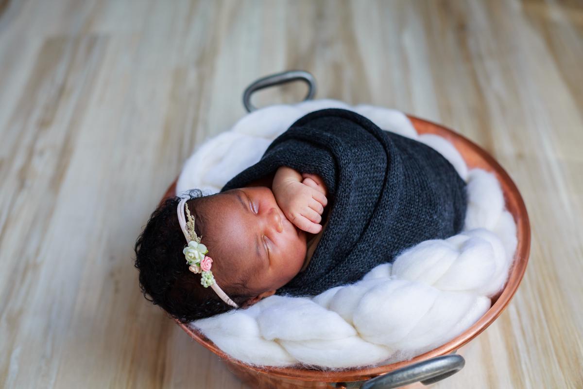Séance nouveau-né dans le Lot 4
