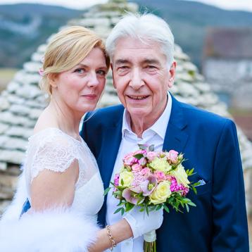 Un mariage dans le Lot
