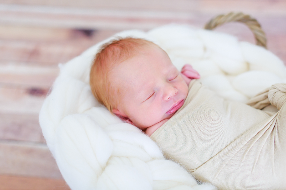 Photographe bébé pradines