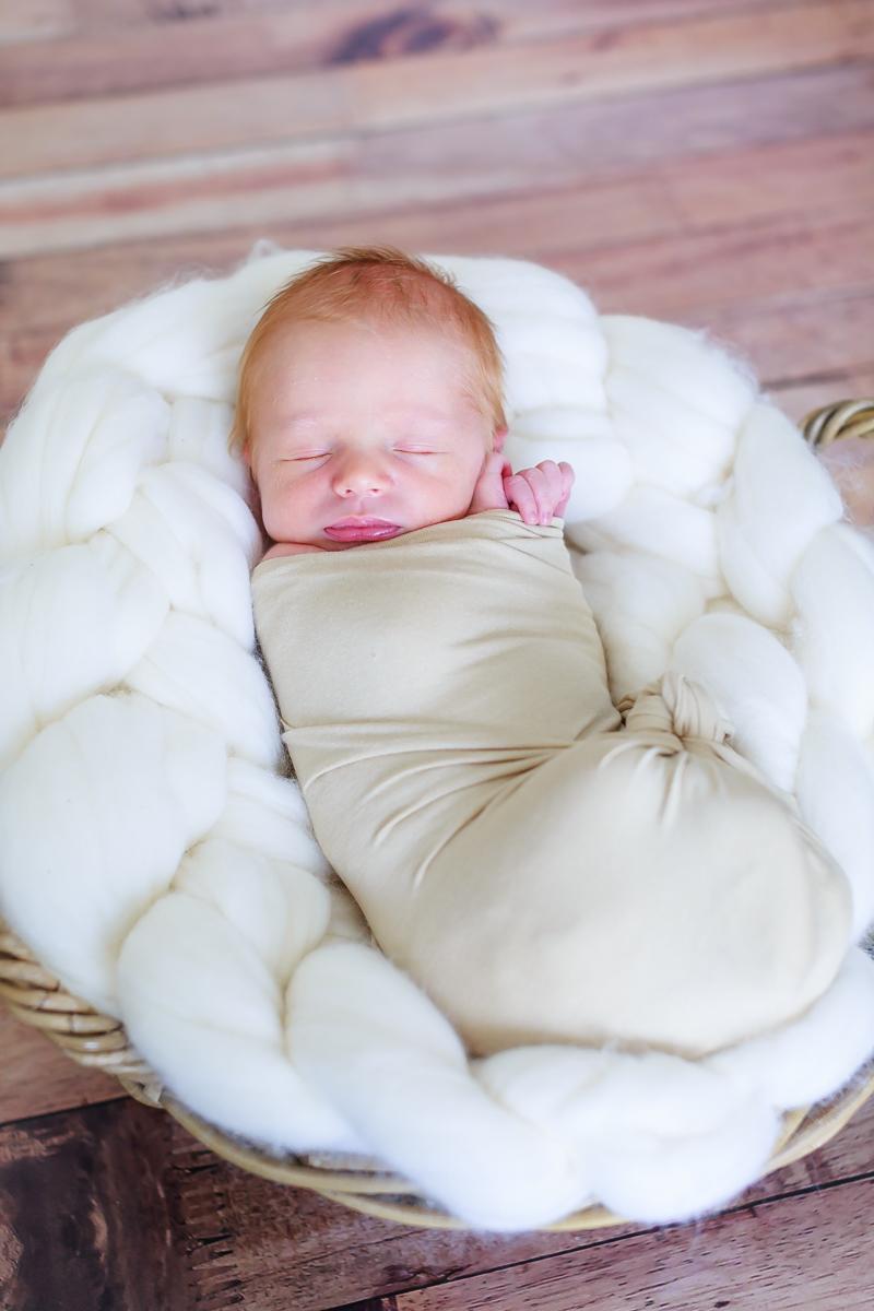 Photographe naissance mercuès