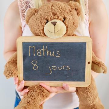 Photographe nouveau-né à Cahors | Mathis
