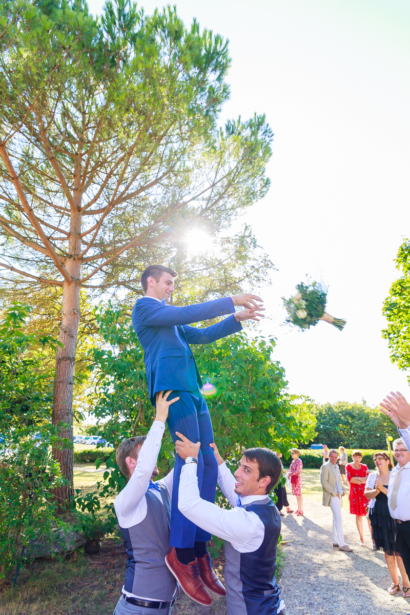 photographe mariage fun cahors