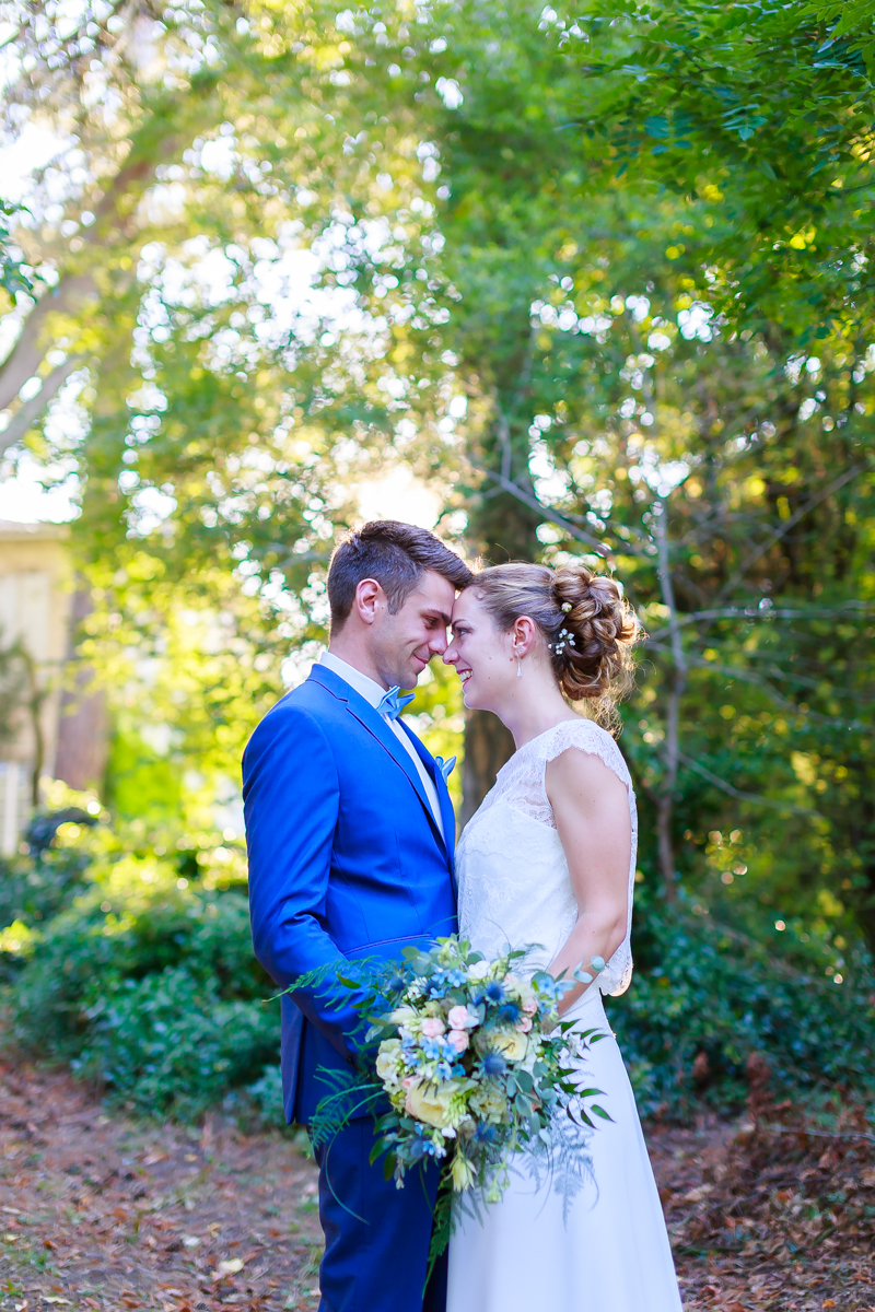 photographe mariage fleuri cahors