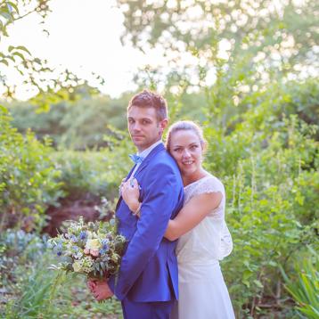 Mariage dans un château de famille à Calignac