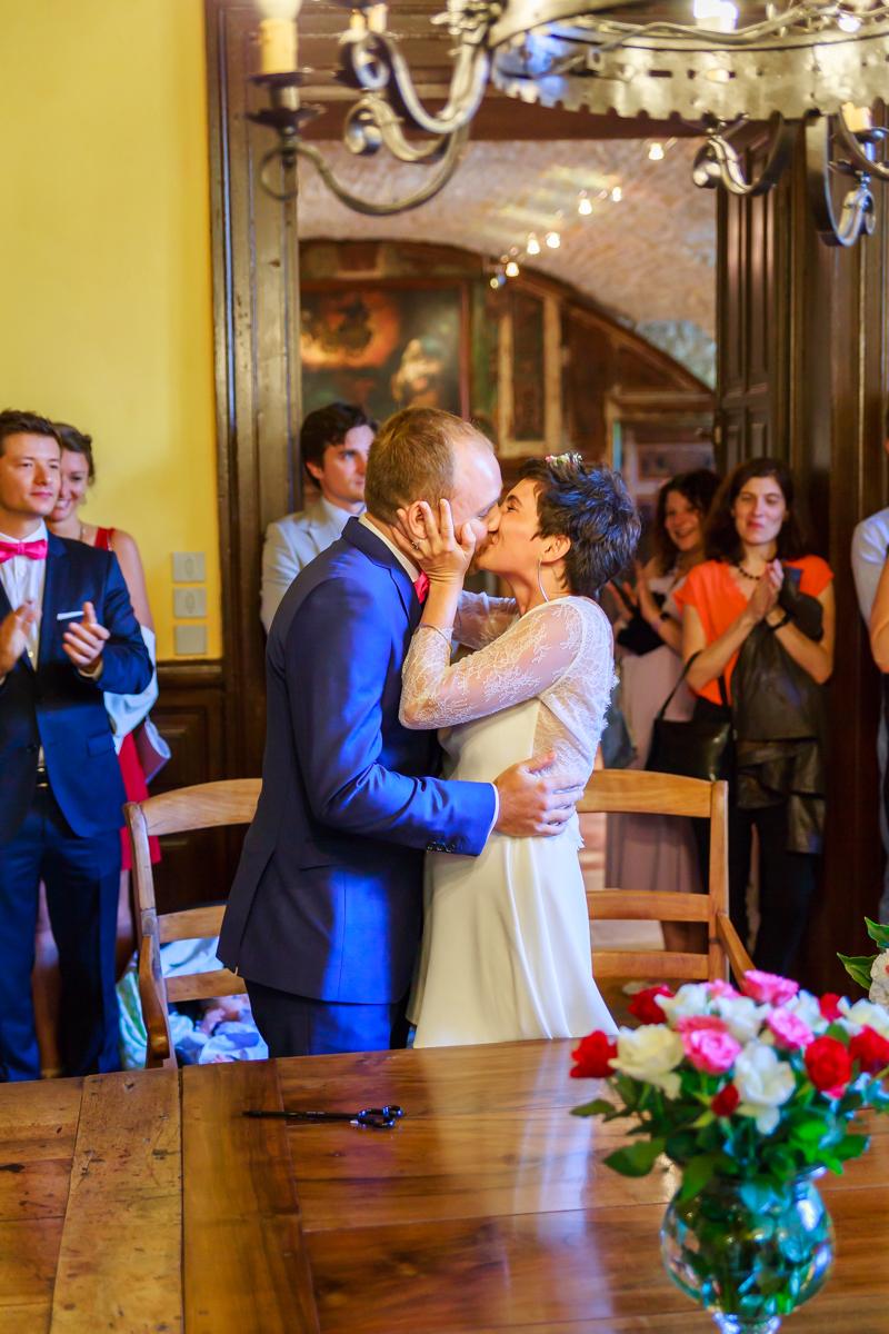 photographe mariage fumigènes cahors