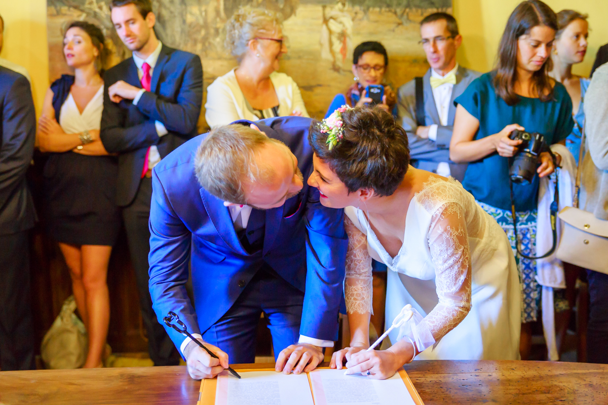 photographe mariage fumigènes montauban