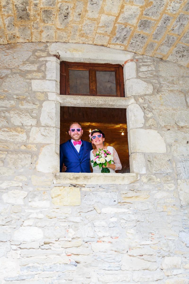 photographe mariage fumigènes dordogne