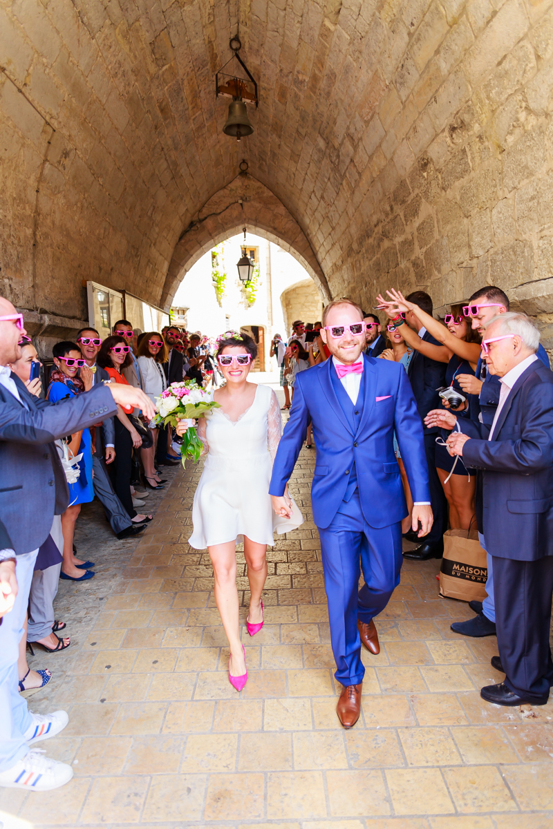 photographe mariage fumigènes brive