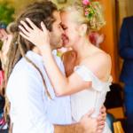 Mariage intimiste dans le Lot