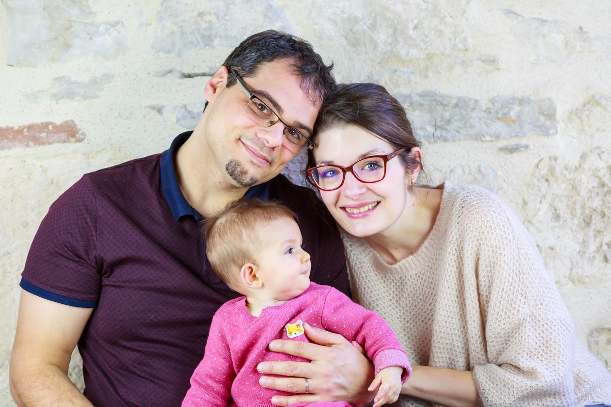 photo de famille cahors