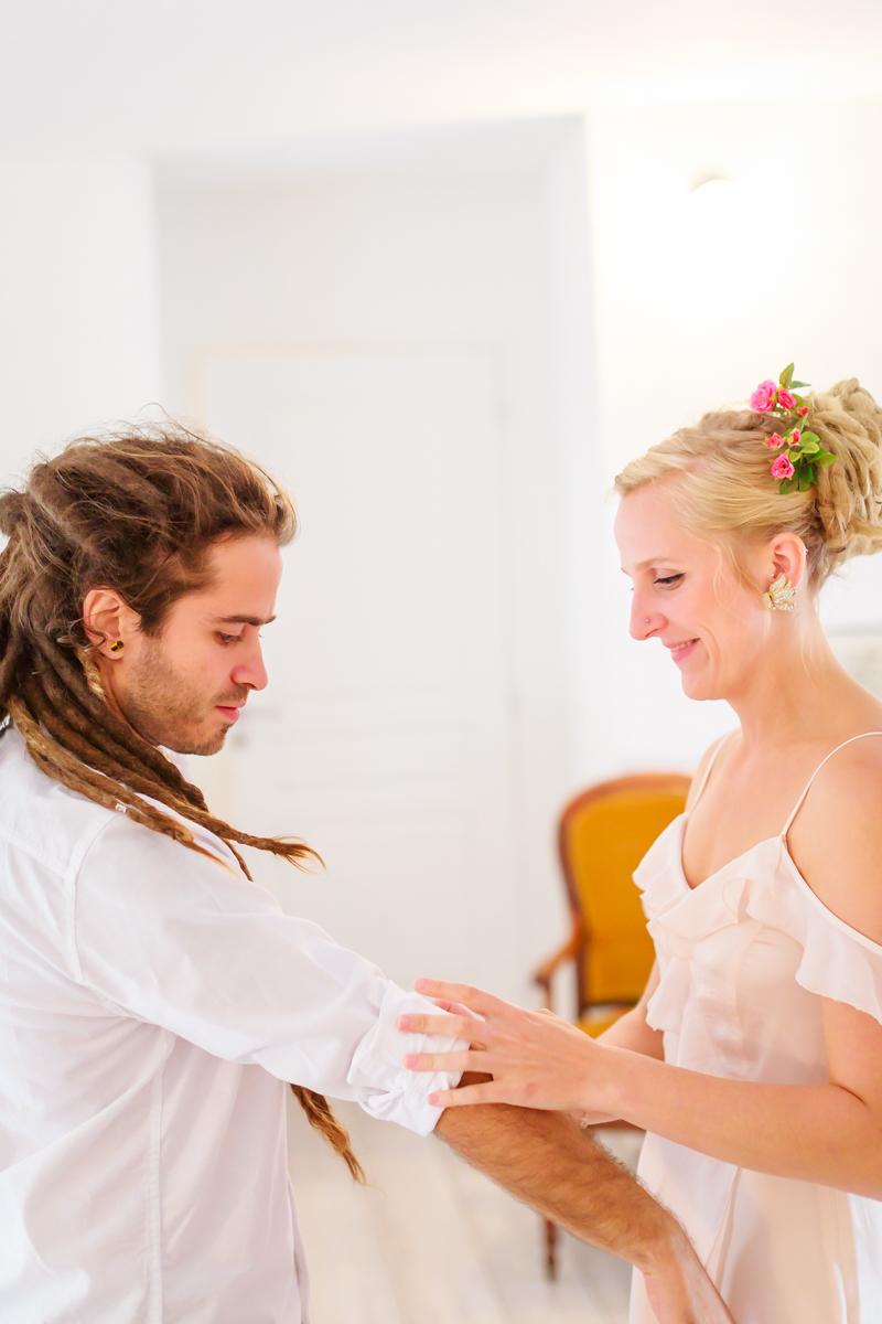 Mariage intimiste dordogne