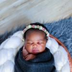 Séance nouveau-né dans le Lot