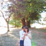 Mariage au château de Loubéjac