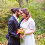 Un mariage fun aux couleurs de l'automne