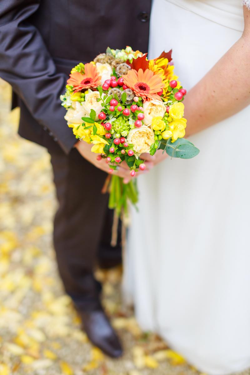 mariage fun aux couleurs de l'automne montauban