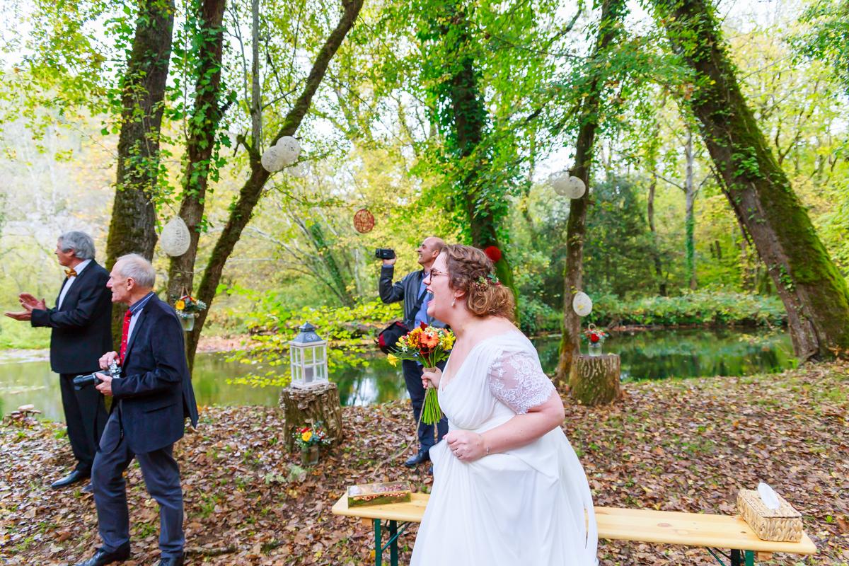 photographe mariage coloré