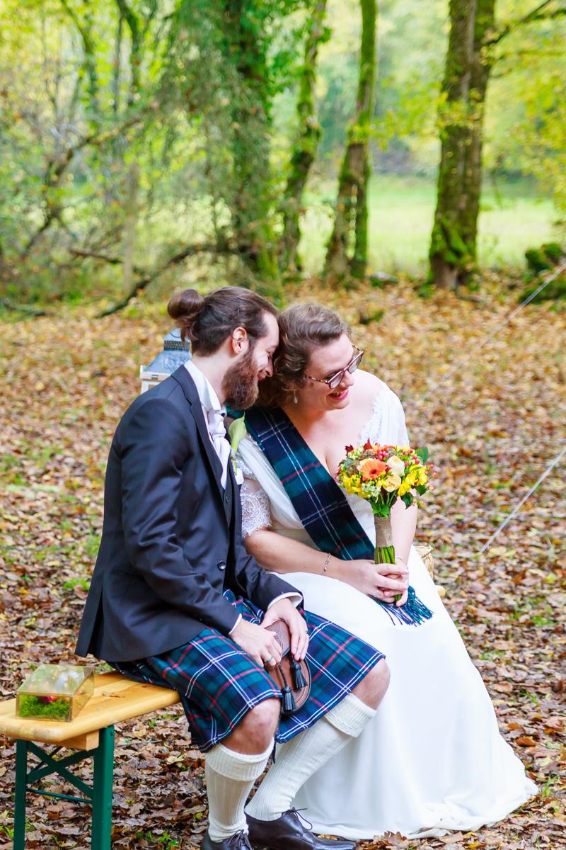 photographe mariage coloré caussade