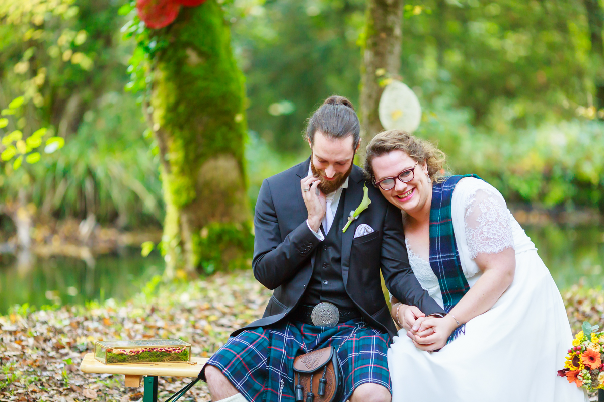 mariage photos lumineuses