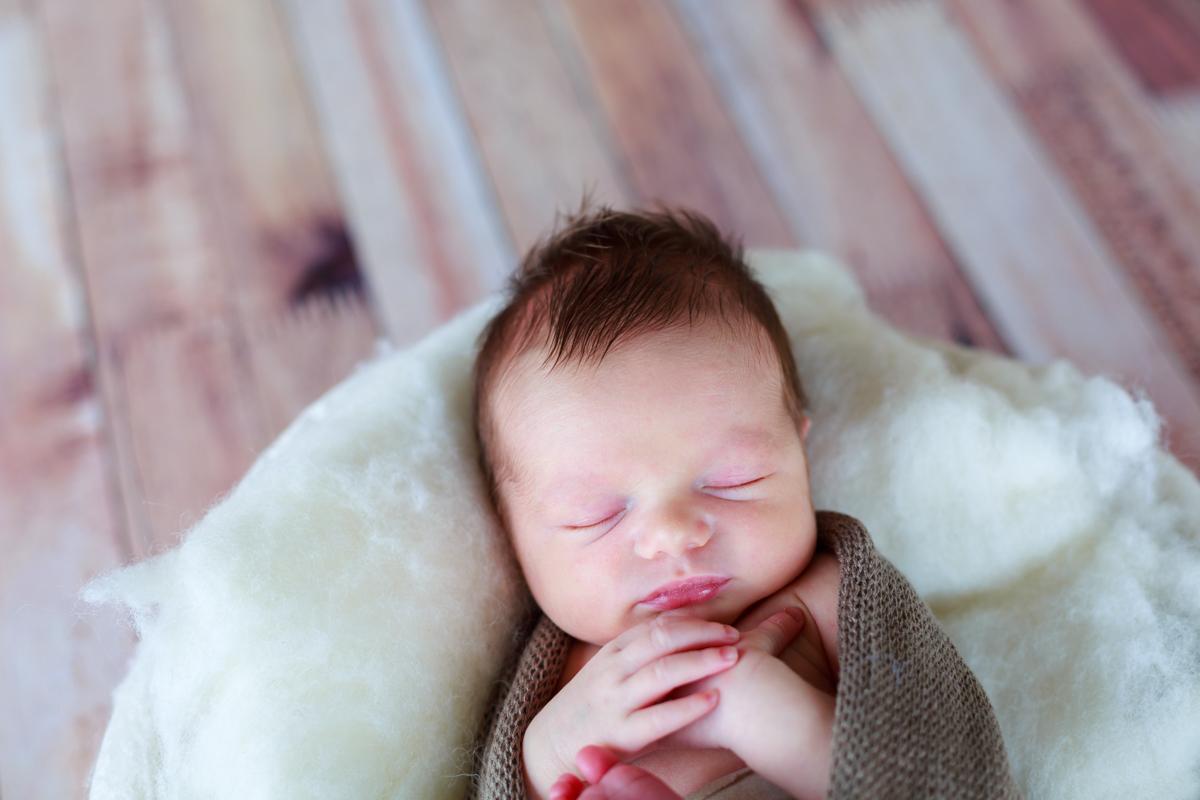 photographe nouveau-né pradines
