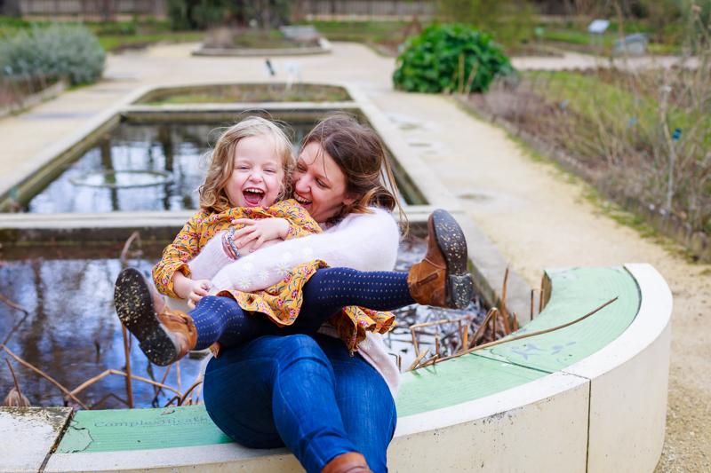 photographe famille jardin du luxembourg