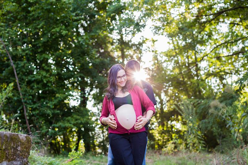 immortaliser votre grossesse