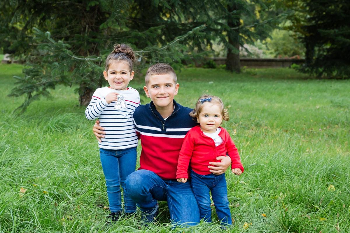 Photographe famille pradines